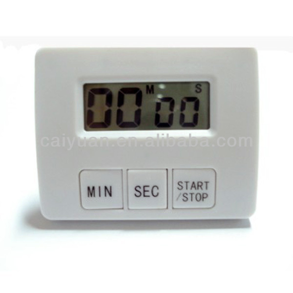 Stop digital electric meter Magnetic digital countdown Kitchen timer