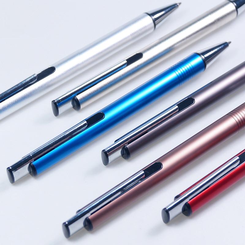 קידום מכירות יוקרה מתכת עט כדורי Creative עט kugelschreiber canetas penna kalem עטים עבור כתיבה