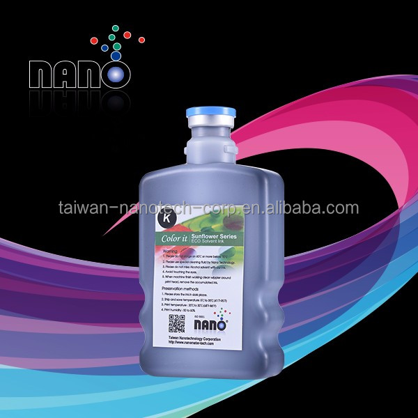 Taiwan online shopping glow dark eco solvent ink suitable roland printer cutter