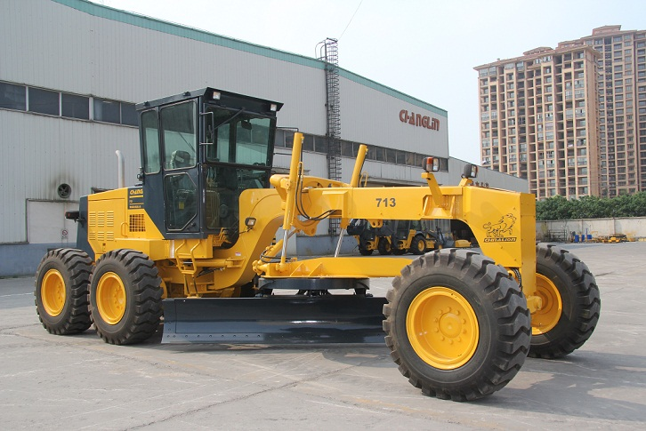 Oriemac 130HP 713H Changlin pull behind road grader for sale