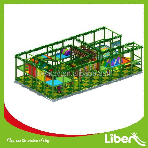 Entertainment Indoor Playground Children's Game for House Plan from Famous China Kids Toy Manufacturer