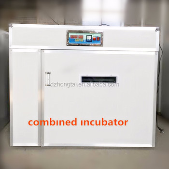 HTC-6 new design 528 poultry egg incubator hatcher