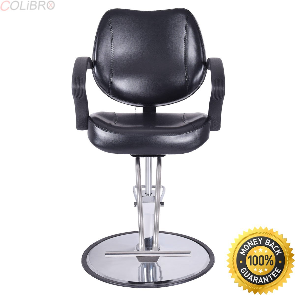 COLIBROX--Classic Hydraulic Barber Chair Salon Beauty Spa Shampoo Hair Styling Shampoo New. all purpose salon chair. all purpose salon chair with headrest. best salon chairs for cheap.