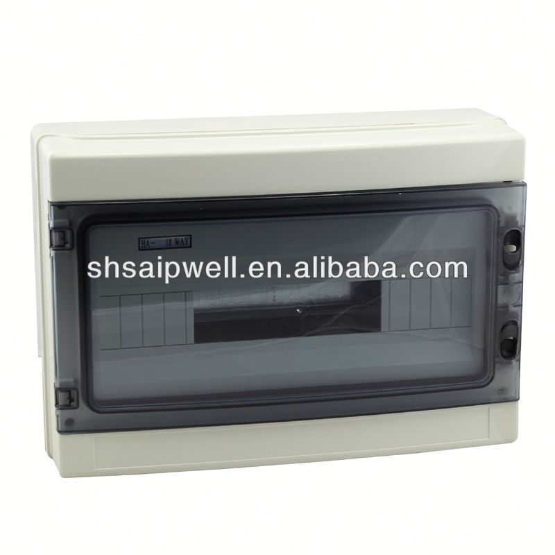 enclosures plastic box pp HA-18