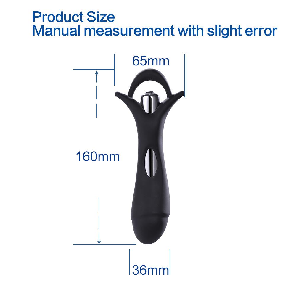 3 Styles 10 Speeds Dildo Anal Plug Vibrator Butt Sex Erotic Toys
