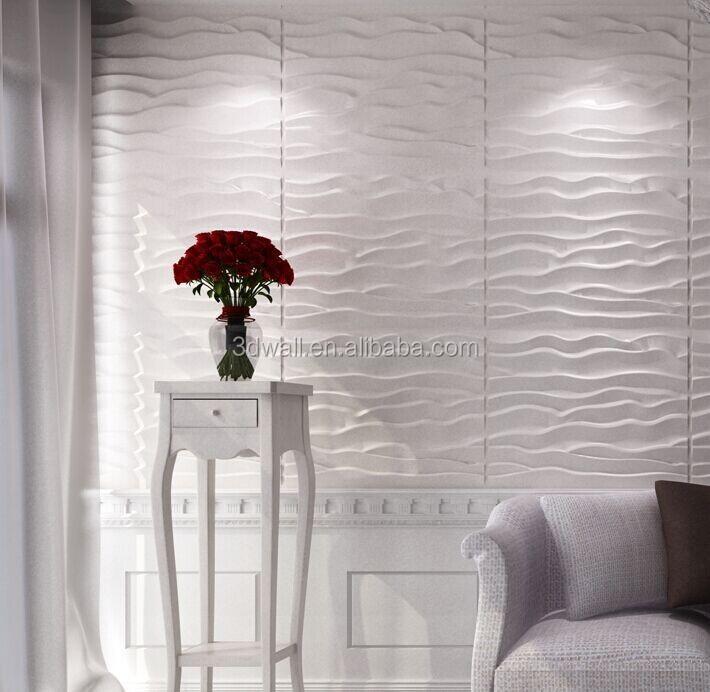 Soggiorno 3d Decorativo Muro Di Bambù Rivestimento Murale Pannello ...