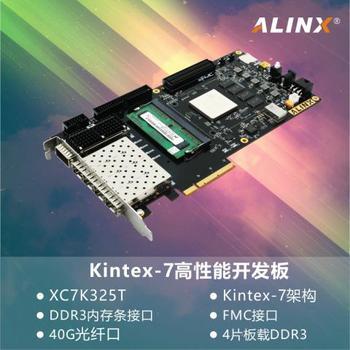 Alinx Xilinx Fpga Black Gold Development Board Kintex-7 K7 Pcie Accelerator  Card Ax7325 Xc7k325t - Buy Alinx Xilinx Fpga Black Product on Alibaba com