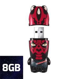 NEW Star Wars Darth Maul Mimobot 8GB USB 2.0 Flash Drive