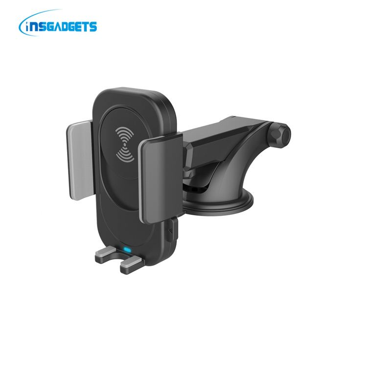 Car phone holder with wireless charger j1t44f Wireless charger car mount holder Amazon Best seller