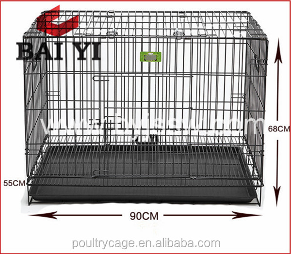 Factory Manufacturer Cheap Welded Wire Mesh Large Dog Cage / Dog Run Kennels / Dog Run Fence Panels