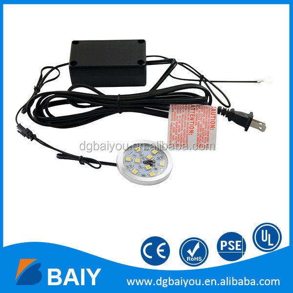 Cabinet LED Lamp with Touch Sensor