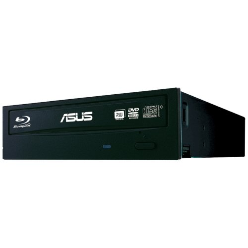 """Asus Bw. 16D1ht Internal Blu. Ray Writer . Bd. R/Re Support . 48X Cd Read/48X Cd Write/24X Cd Rewrite . 12X Bd Read/16X Bd Write/2X Bd Rewrite . 16X Dvd Read/16X Dvd Write/8X Dvd Rewrite . Quad. Layer Media Supported . Sata . 5.25"""" . 1/2H """"Product Type: Storage Drives/Optical Drives"""""""