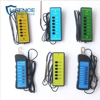Farm fence tester waterproof tester for animal fence