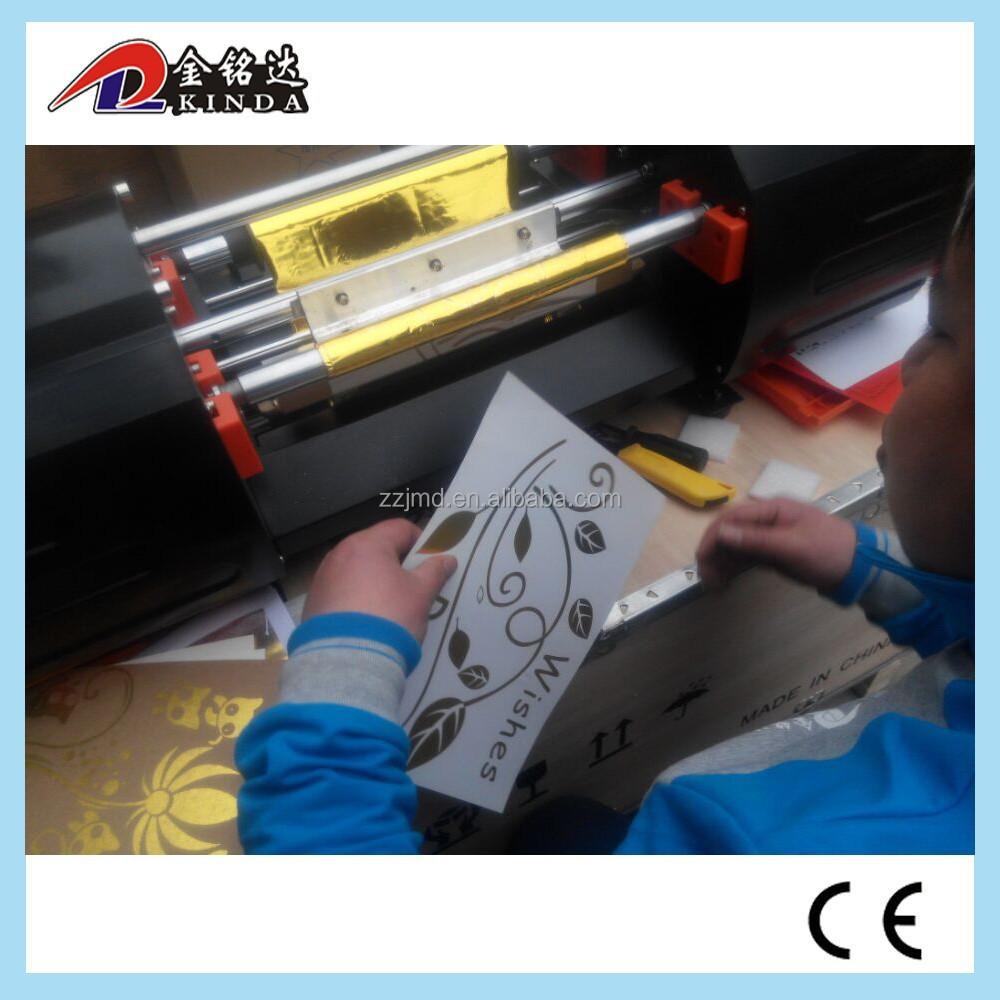 Visiting Card Printing Machine,Business Card Making Machine,Logo Printing Machine - Buy Logo Printing Machine,Digital Hot Foil Printer,330b Digital ...