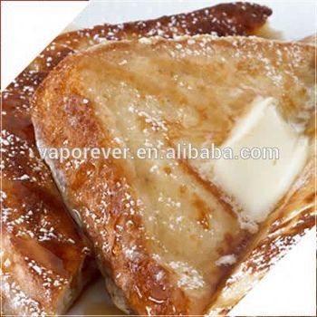 french toast flavor Concentrated liquid flavor, concentrated liquid food flavouring for drip tank atomizer ecig