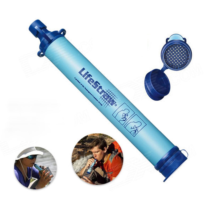Personal Camping Portable Water Purification Filter for Hiking