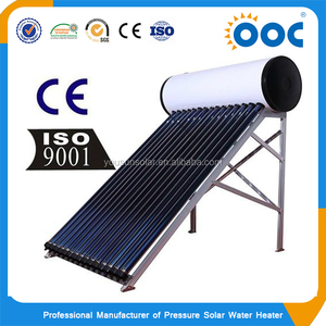 Alibaba China Pressured Solar Heater Shower Water Geyser