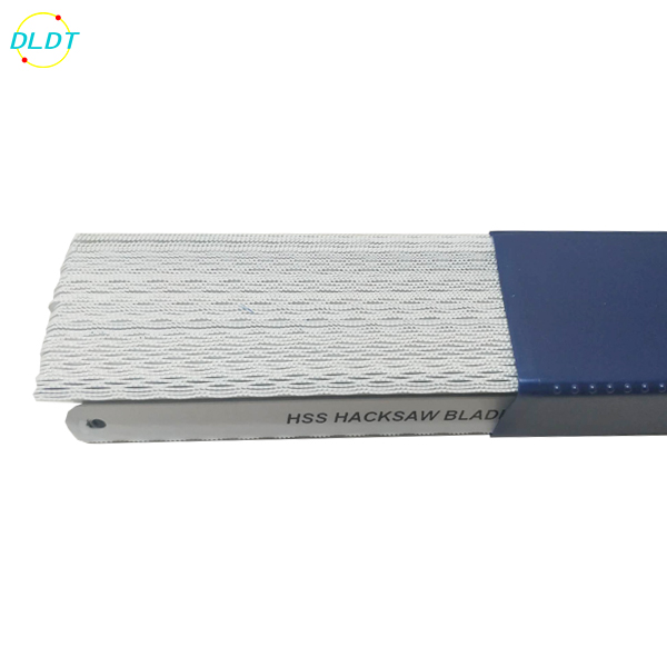 High speed steel M2 material heavy duty cutting hacksaw blade for wood and metal chinese supplier