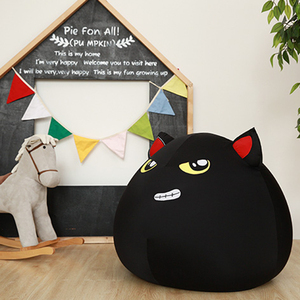 New design hot sale wholesale lovely animal bean bag chairs bulk for kids
