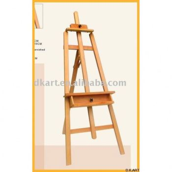 Painting Studio Art Sketch Painting Artist Adjust Wooden Easel Stand