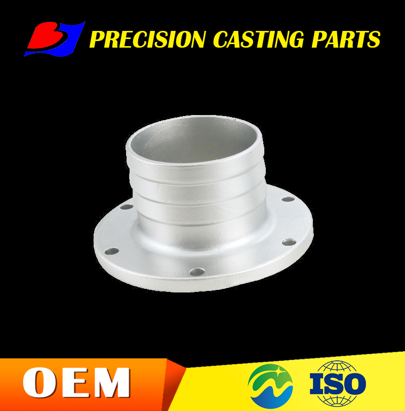 Baida Customized Plastic coated sand casting parts parts of casting machine