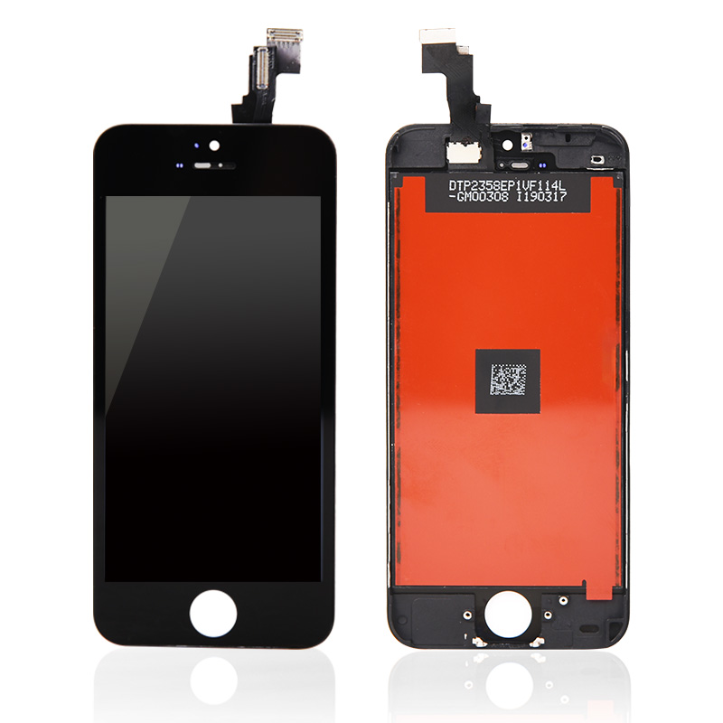 SAEF OEM Original Pass <strong>Lcd</strong> Display For Iphone 5s, Replacement Digitizer <strong>Lcd</strong> Touch Screen For Iphone 5s