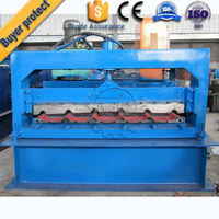 Good quality metal roof panel roll forming machine