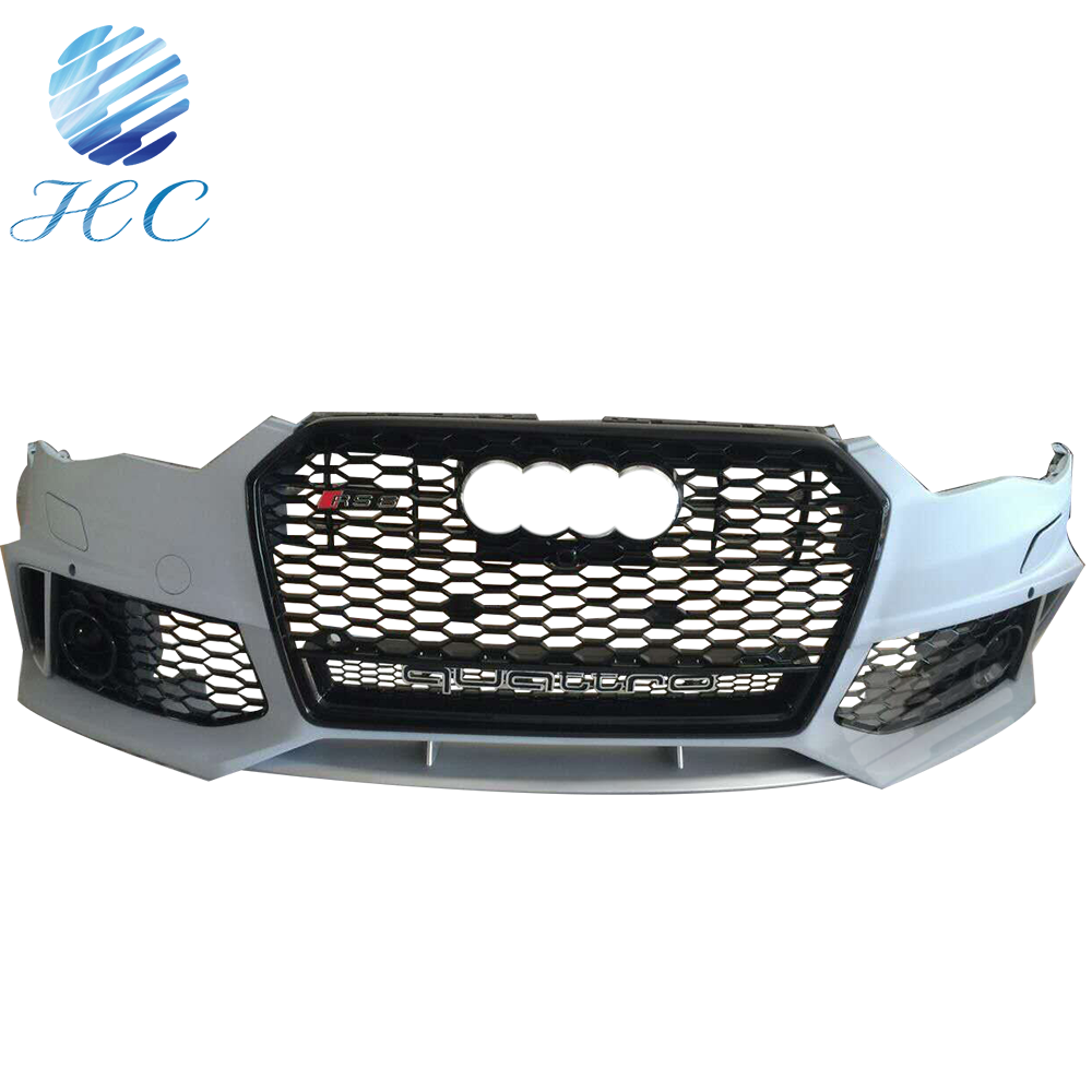 Newest front bumper for Audi A6 RS6 2016