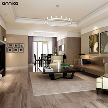 Wood look pvc click flooring tile Vinyl plank tiles from manufacturer