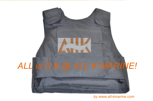 Concealable Bulletproof Vest/Body Armor
