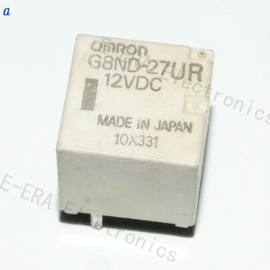 Omron G8NW-2-12VDC 1 pcs G8NW-2-12