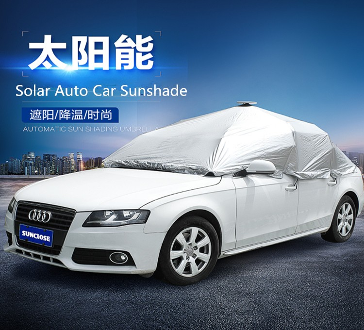 Car Shield Prices >> Hot Selling Car Electric Solar Power Sunshade Buy Car Sunshade