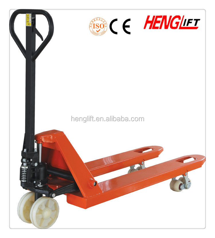 high power lift hydraulic hand pallet truck tuv