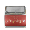 Best Selling Counter Top Model Good Price Refrigerated Ice Cream Showcase/Ice Cream Refrigerated Display Freezer