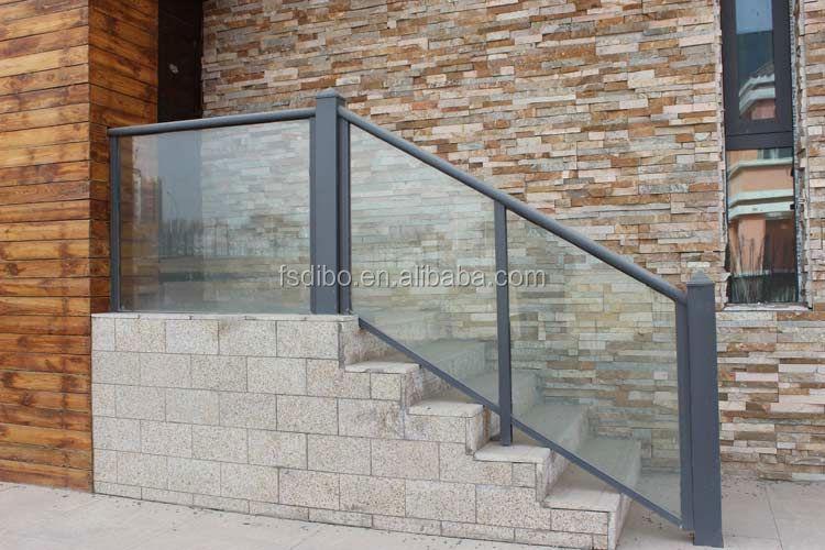 Aluminium Glass Handrail,Handrail System,Aluminum Stair Handrail ...