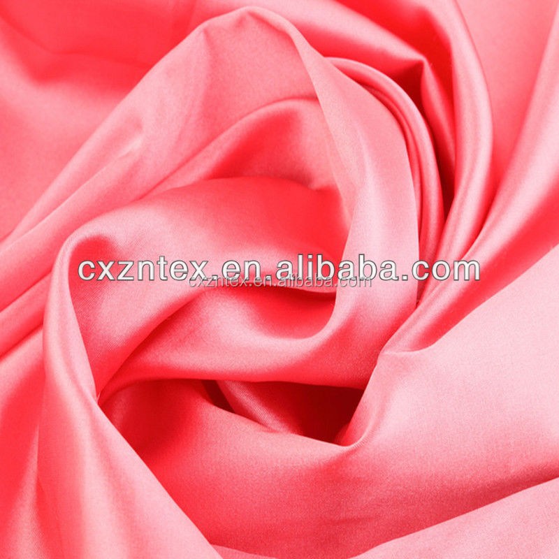 50D*75D matte stretch satin fabric