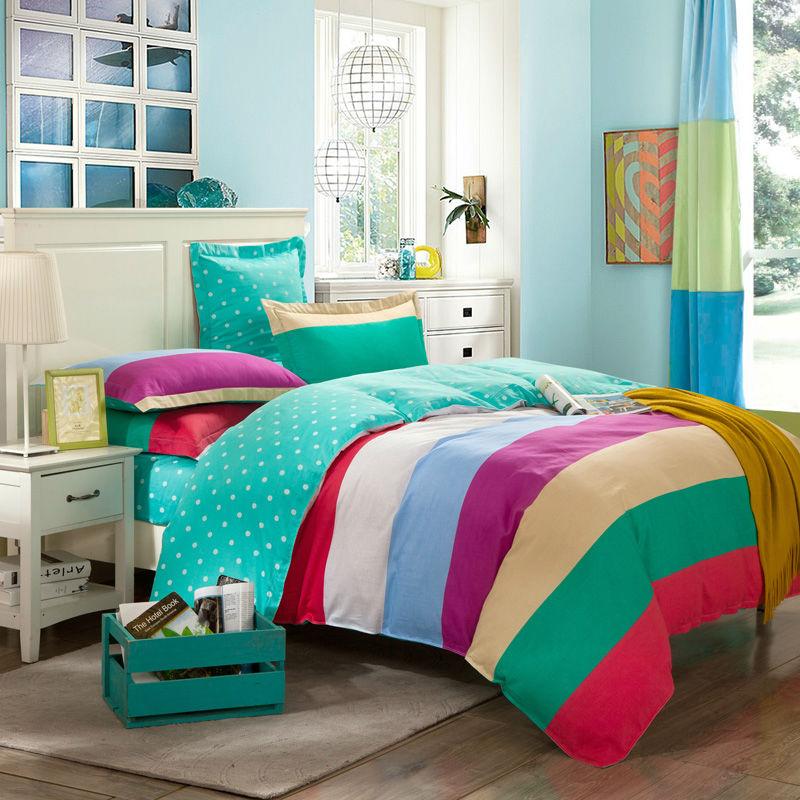 Green Striped Comforter Promotion Shop For Promotional