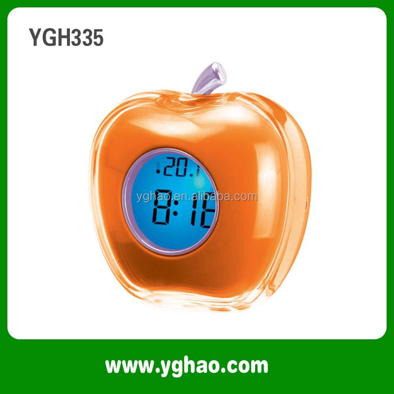 Made In China Alarm Clock,Factory Haptime Talking Clock