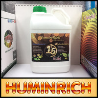 """HuminRich"" Accelerate Plant Growth Organic Fertiliser Humic Acid +Liquid Npk Fertilizer"