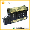Shenzhen Night Vision Equipment 500m Digital Compass / thermometer Optic Scope Military Rangefinder