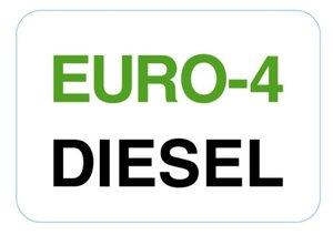 Motor Diesel Fuel EN 590