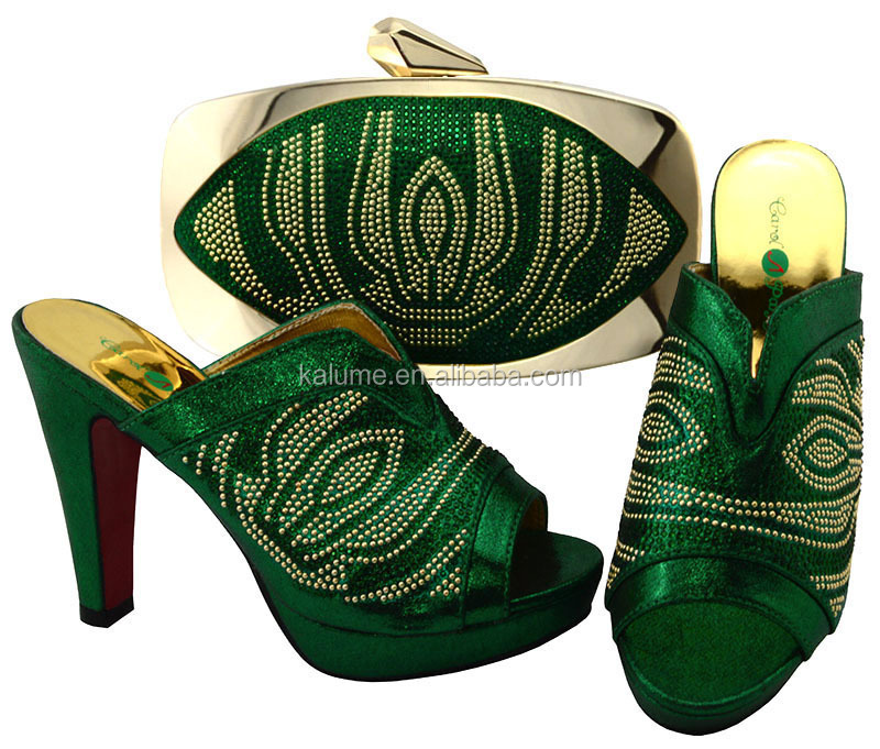 Bag Class Nigerian Italian Set Set Matching Newest African Wedding Italian For High BCH And Women Shoes Shoes And Bag Shoes 27 7wxgF