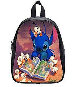 05faffceebec Buy Custom Teenager School Bag Lilo Stitch Printed Casual Travel ...