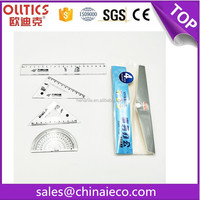 Wholesale drafting supplies the ruler set