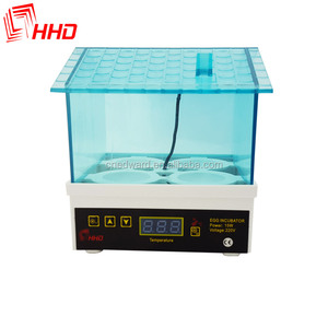HHD brilliant gift /mini automatic hatchery 4 duck Eggs incubator for hatching eggs