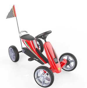 new type fashion kids ride on car /pedal go kart for child /baby pedal go karts