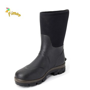 Classic wellington boots men