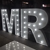 Best selling products 4ft mdf led love marquee letters supplier for wedding signage