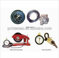 oil gas drilling rig instruments