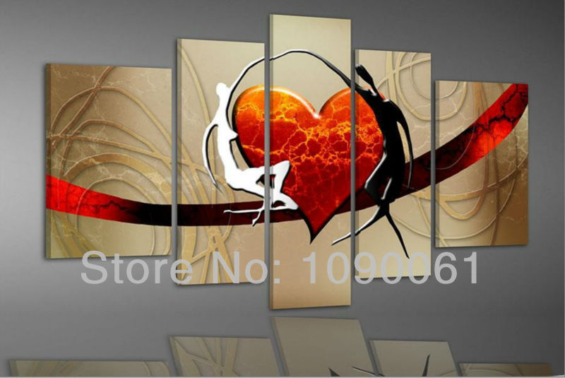 popular paintings couples love buy cheap paintings couples love lots from china paintings. Black Bedroom Furniture Sets. Home Design Ideas